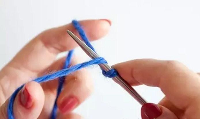 vyazanie Итальянский набор петель спицами: видео, как набрать, способы, эластичный, для резинки 1х1, схема