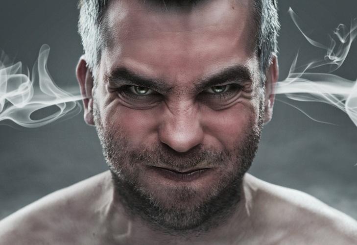 Гнев сжигает человека изнутри, а при выходе наружу - окружающих!