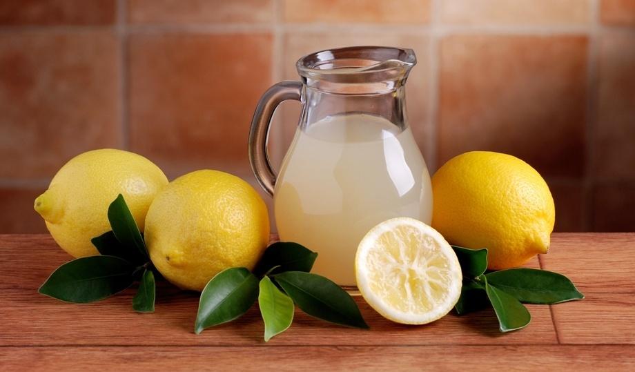 Лимон и лимонные напитки снижают артериальное давление