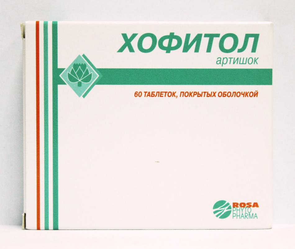 Препарат от водянки рук и ног: хофитол.
