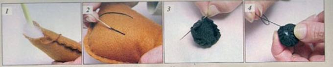 shenok-iz-fetra-shag-1 Как сшить игрушку мишку своими руками MiR Handmade