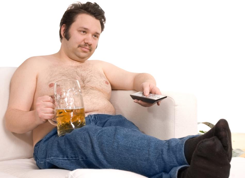 Пора прекратить пить пиво после работы