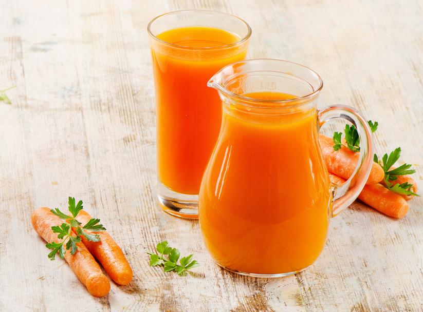 Морковный напиток - кладезь витаминов