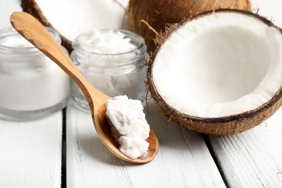 Жирные кислоты в составе кокосового масла полезны для здоровья