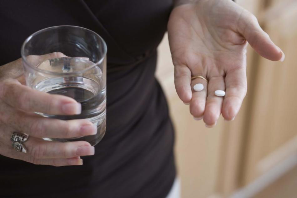 Когда надо пить спазмолитики?