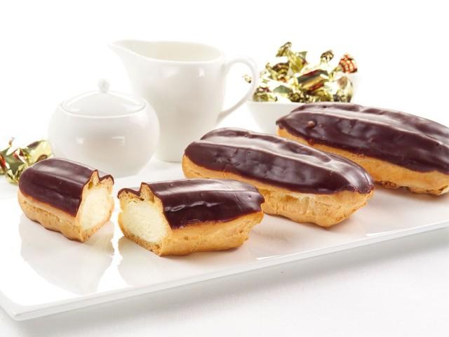 Шоколадная помадка для эклеров рецепт с фото