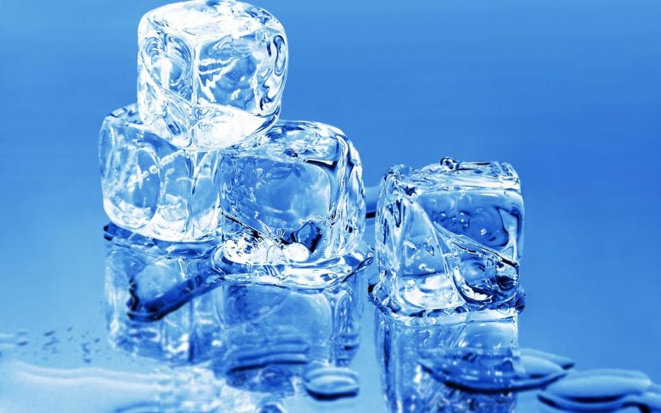 Лед с эвкалиптом для протирания кожи