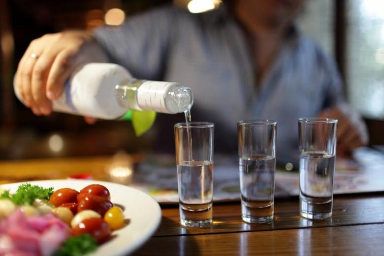 При соблюдении технологии напиток получится кристально чистым