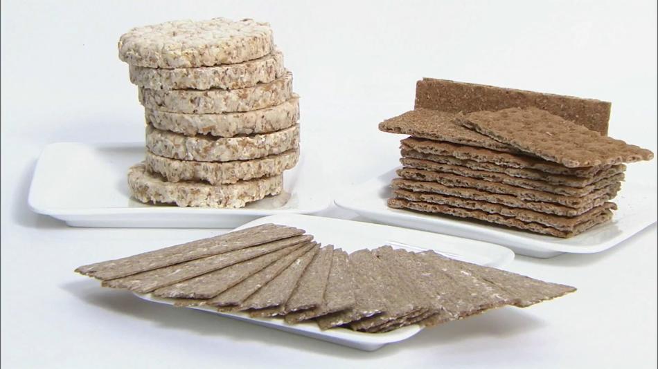Какие выбрать хлебцы