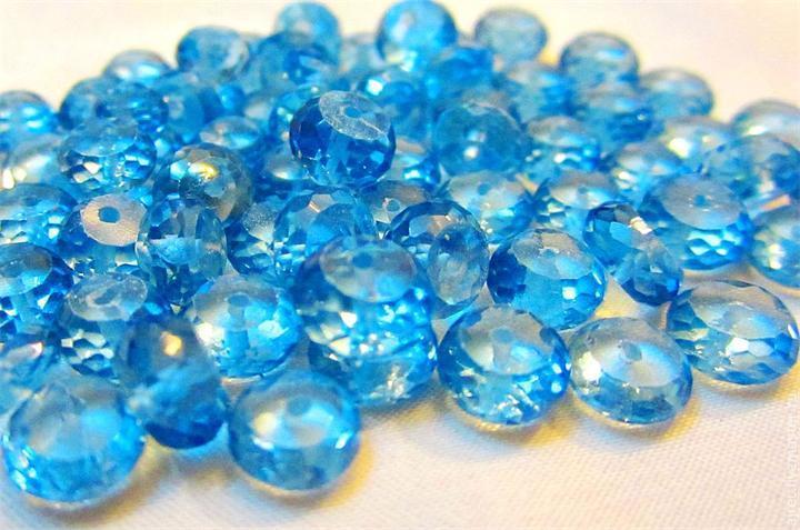 Голубая шпинель