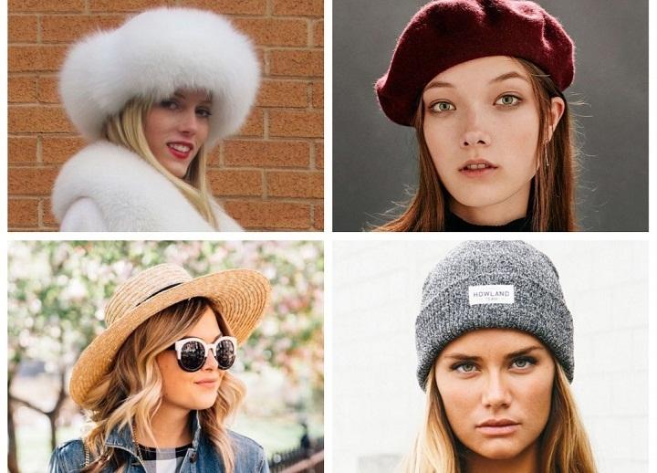 Правильный выбор шапки способен сузить или расширить лицо