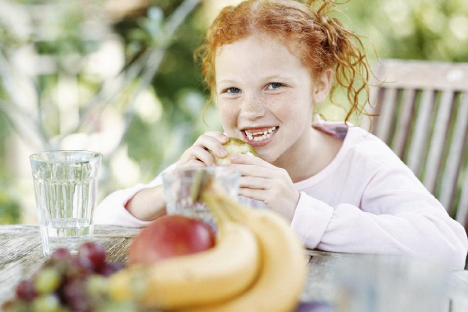 Здоровое питание залог отличной памяти у школьников