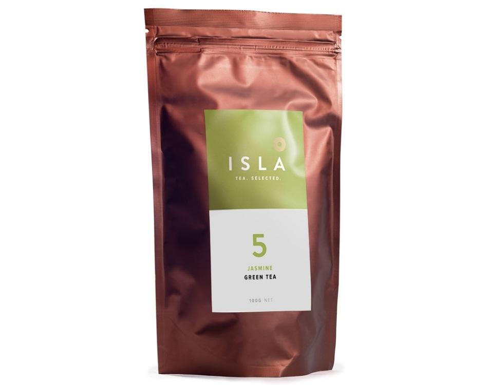 Зеленый чай с жасмином от isla