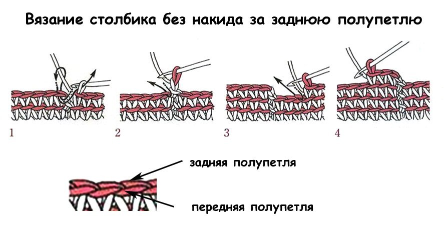 snud-s-ushkami-kryuchkom-dlya-malchika-i-devochki-shema Вязаный комплект крючком: шапка и снуд от Drops Design