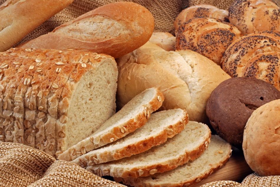 Пищевая ценность разных сортов хлеба
