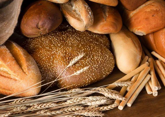 Хлеб без глютена, молока и яиц