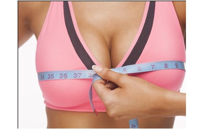 Форма и размер груди девушек и женщин зависят от генетики