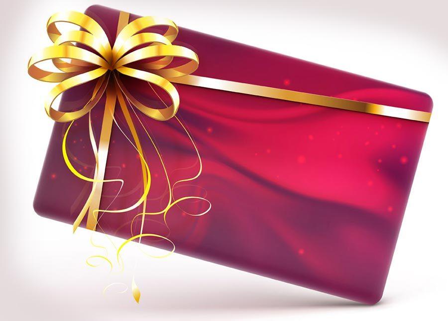 Подарок в виде сертификата в магазин косметики точно не пропадет даром