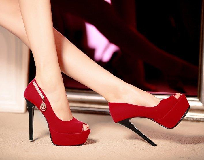 При тромбозе запрещено носить каблуки