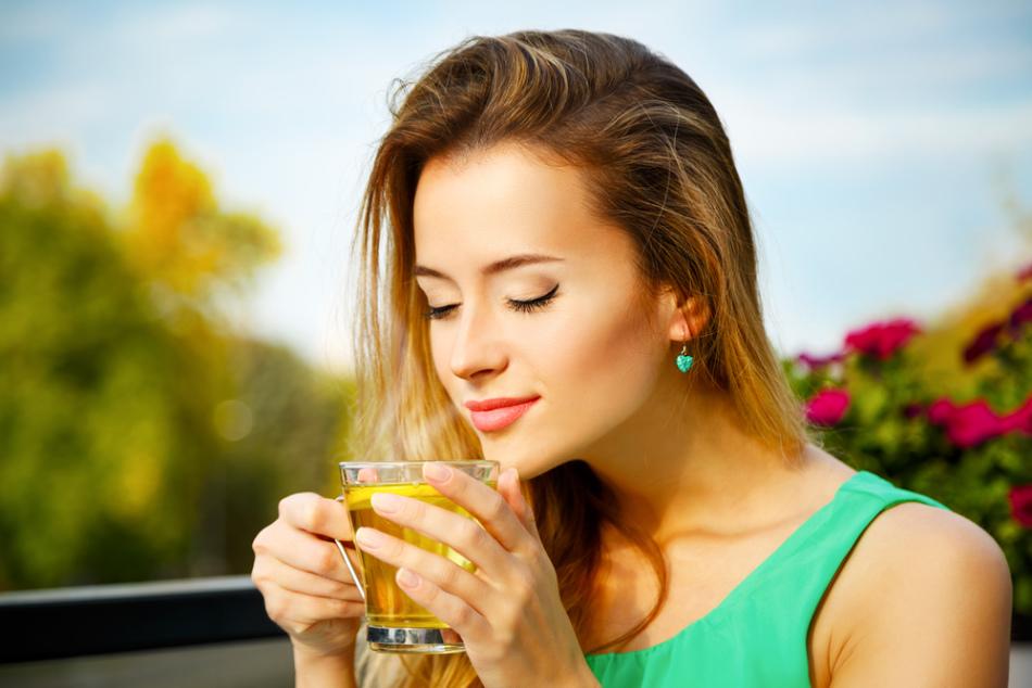 Зеленый чай с жасмином является признанным антидепрессантом