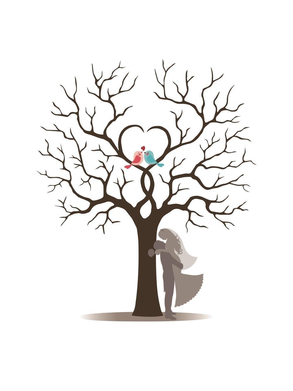 Дерево из картона своими руками шаблоны фото 749