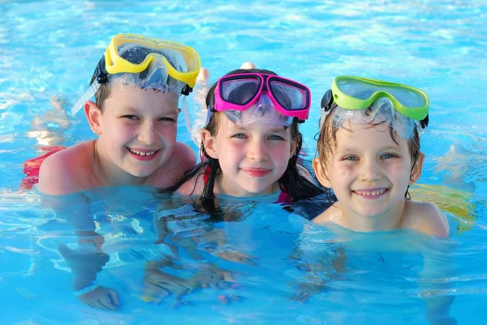 Для посещения детьми бассейна нужно сдавать соскоб.