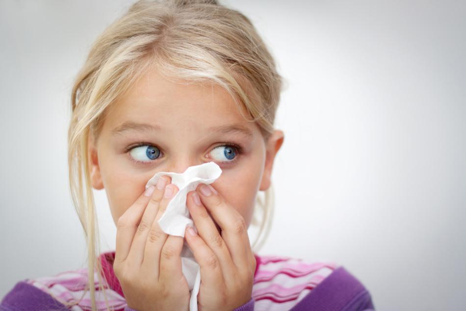 Причины постоянной заложенности носа у малыша