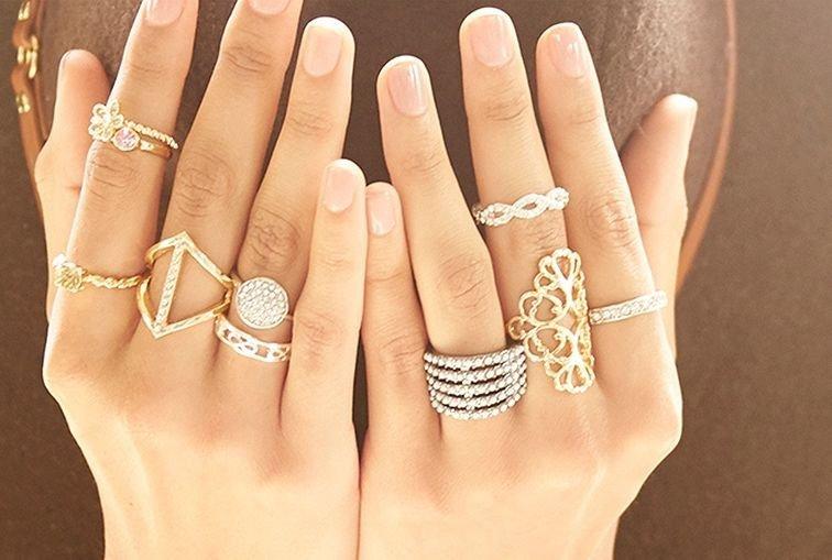 Носим кольца правильно