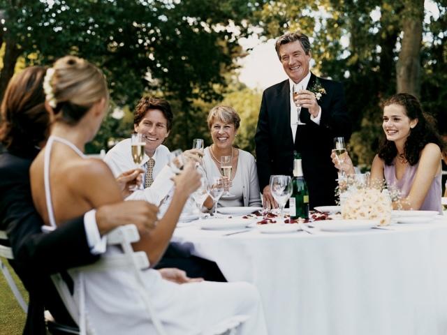 благодарность молодоженов гостям на свадьбе