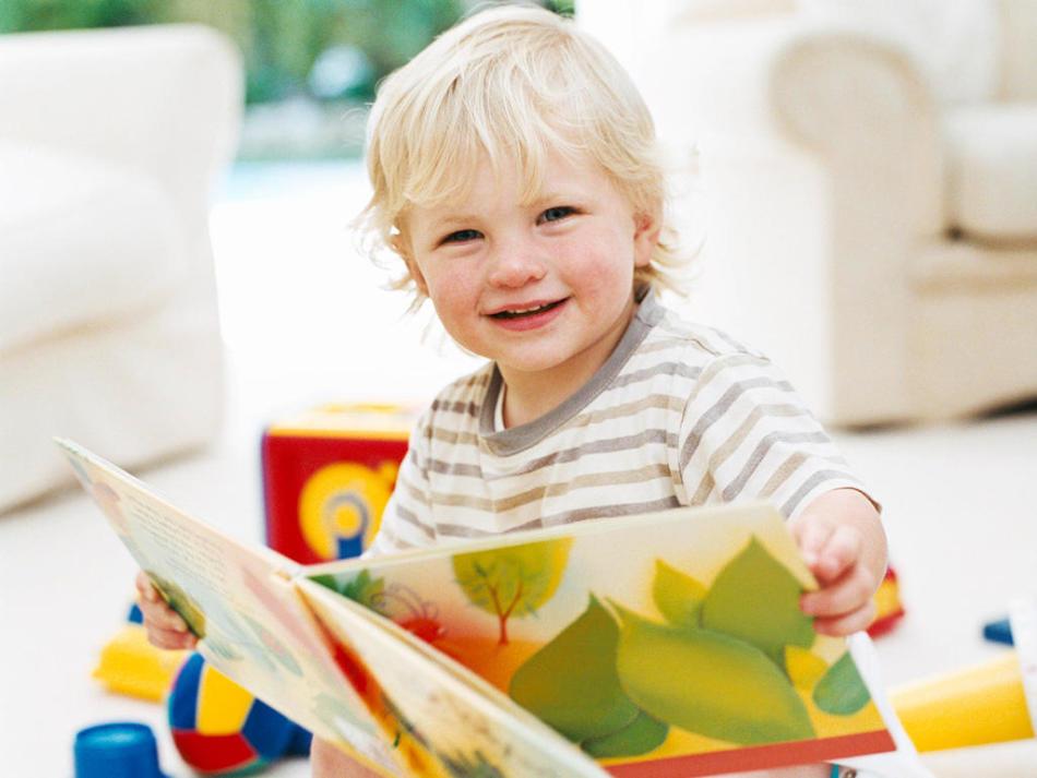 Какое значение имеет чтение книг для ребенка в 3 года?