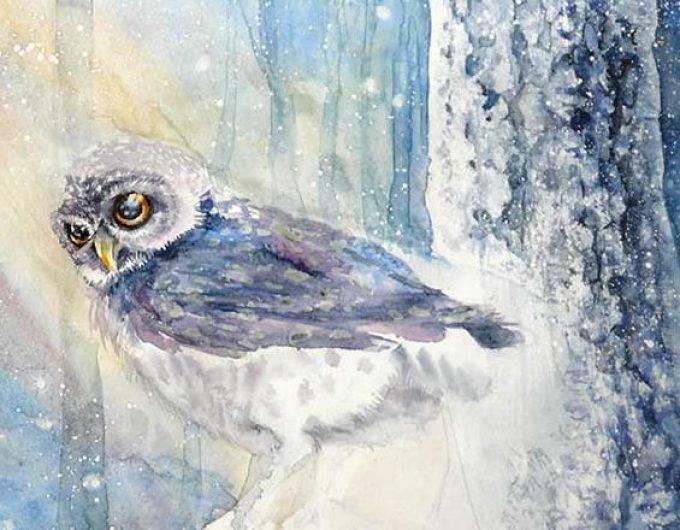 622202e8208b81c461f785a79fdfa5c0 Как рисовать сову карандашом поэтапно для начинающих и детей? Как рисовать по клеточкам сову, красками?