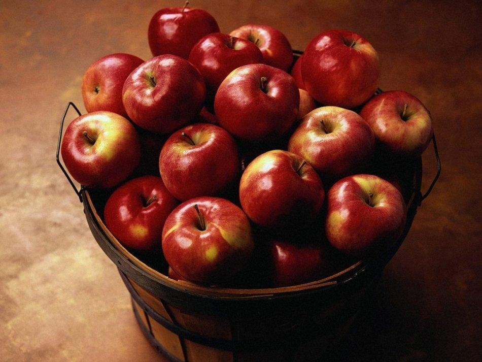 Приснились собранные яблоки