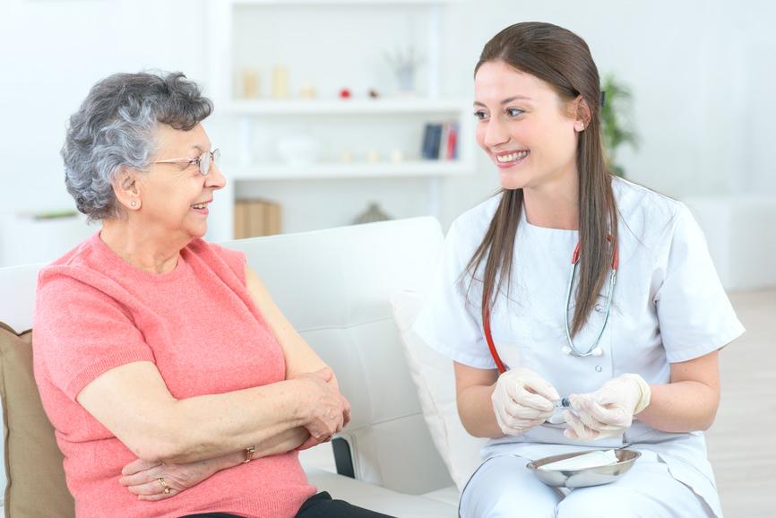 Больному деменцией требуется постоянный уход