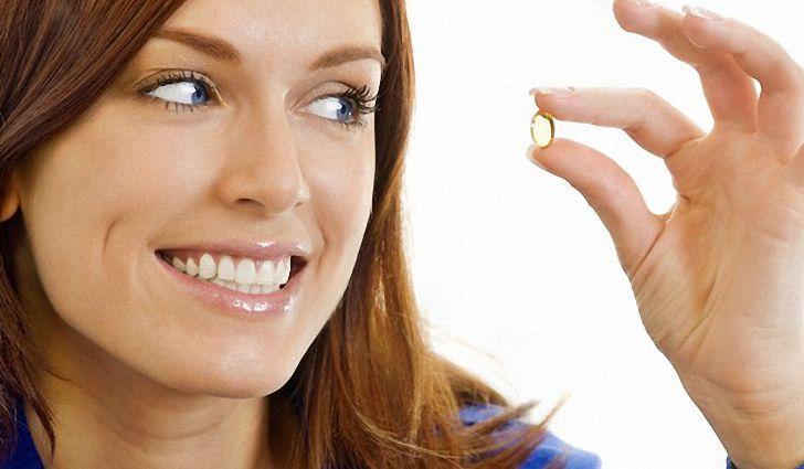 Омега-3 нужны для поддержания здоровья и красоты женщины.
