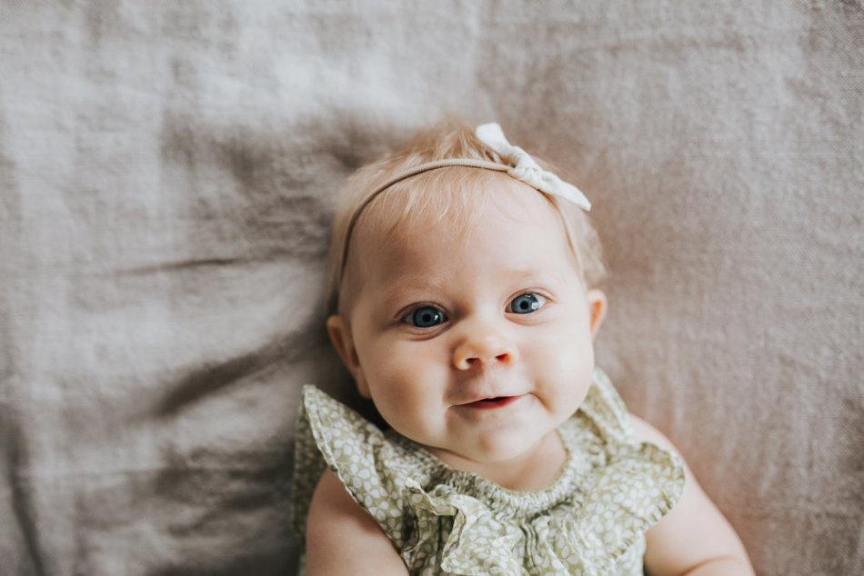Режим ребенка в 3 месяца