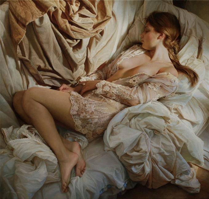 Голая жена: толкование сна