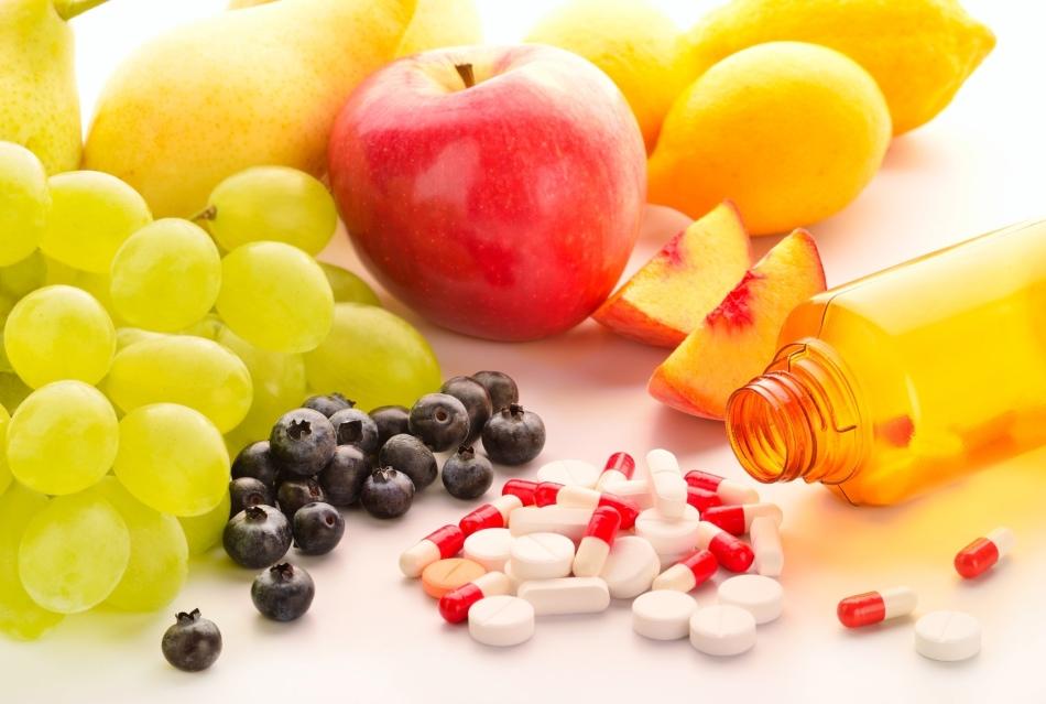 Капсулы или натуральные витамины