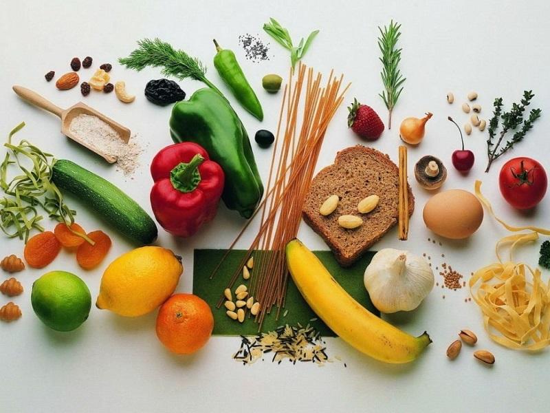 Неприменая составляющая каждого приема пищи овощи и фрукты