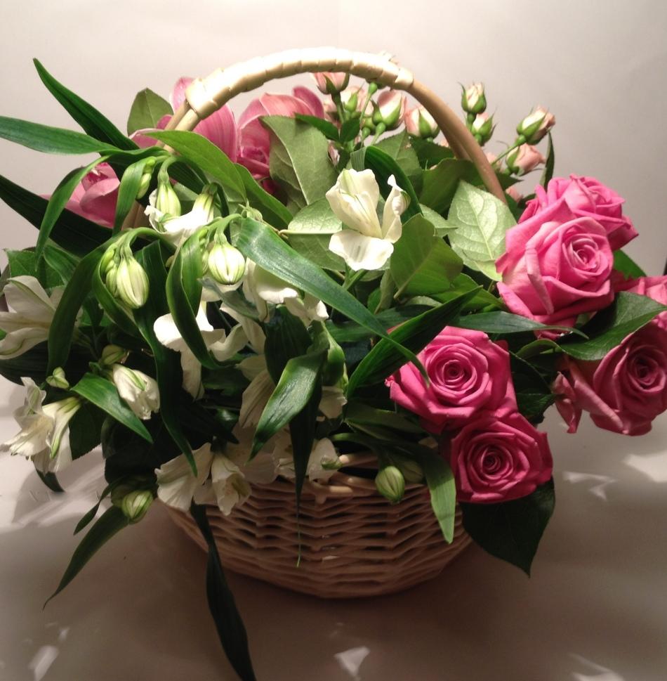 6432ebbc6046b28e63028f671f684d80 Как сделать красивый букет своими руками — Цветы букеты