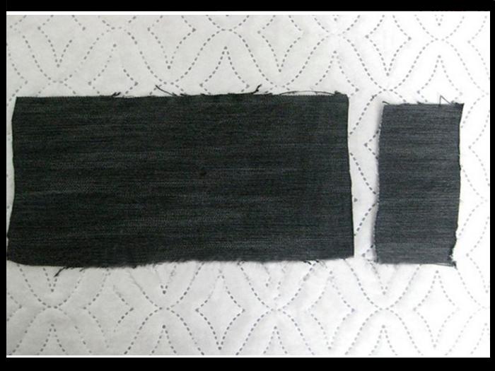 64b80a640302443c3c447148c5b4b27c Сарафан из старых джинсов своими руками: выкройки, как сшить детский сарафан