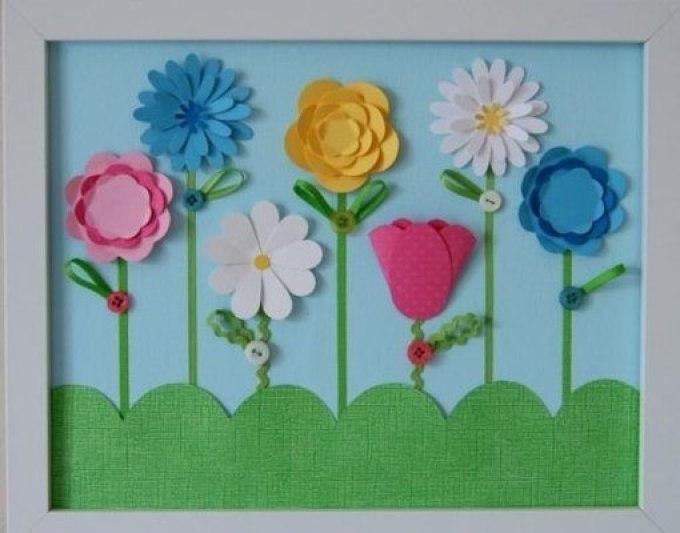 applikaciya-na-bumage Рисование: польза и вред для детей и взрослых
