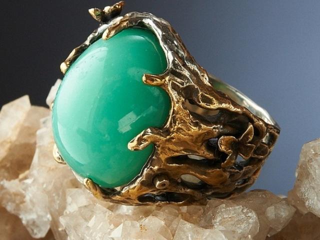 Камень хризопраз: полная характеристика, свойства, влияние — кому ...