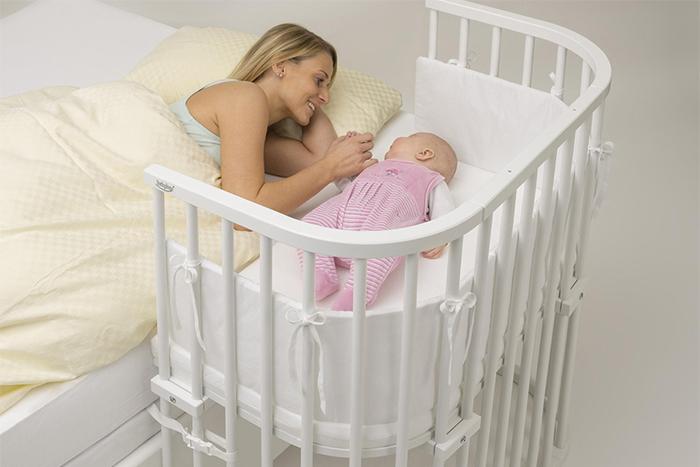 Укачивание в кроватке