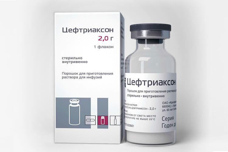 Один из препаратов