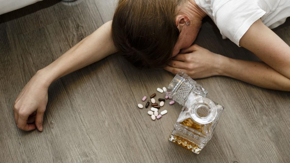 Спиртное и лекарства