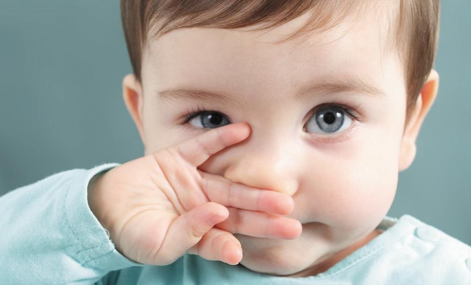 Наличие свежего влажного воздуха - правильное лечение насморка для малыша
