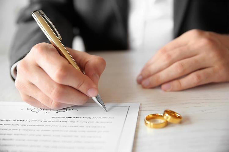 Этапы составления брачного договора