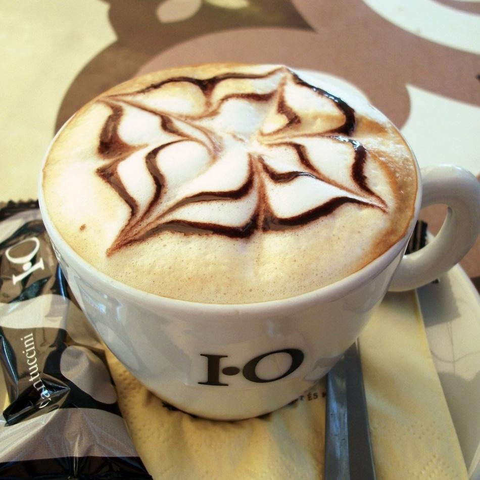 Как сделать кофейную пенку фото 107