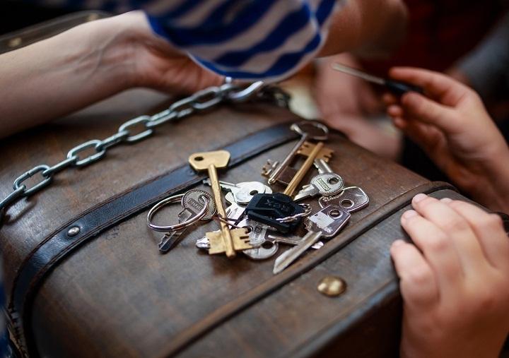 Ключи для квеста картинки