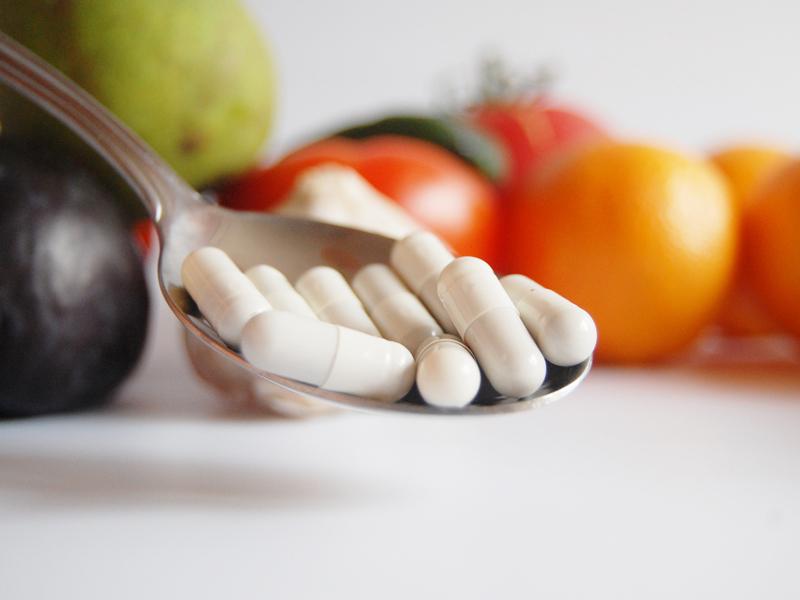Витамины - важная составляющая мужского здоровья